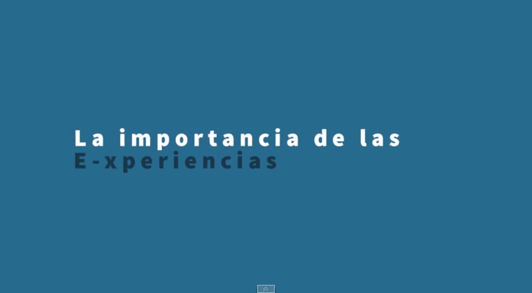 e-xperiencias