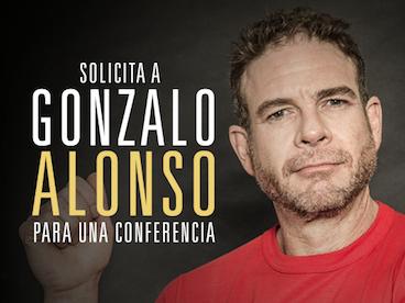 Solicita a Gonzalo Alonso para una conferencia en tu empresa.