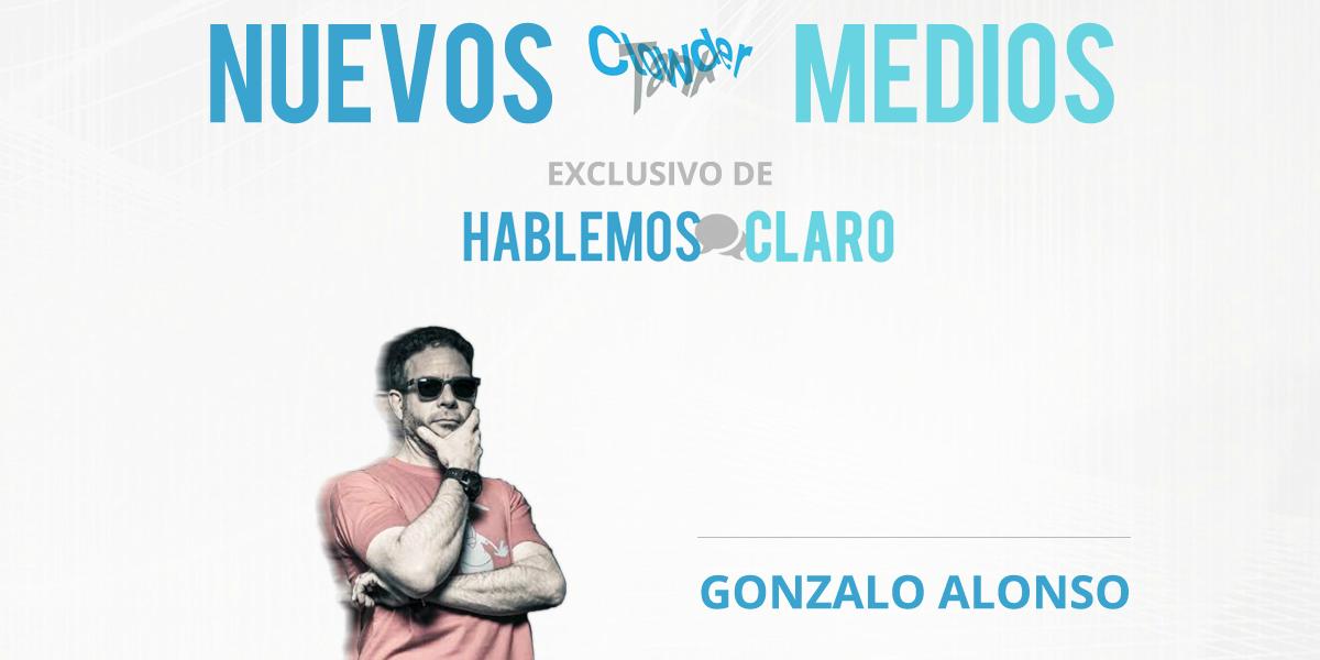 Nuevos medios Gonzalo ALonso