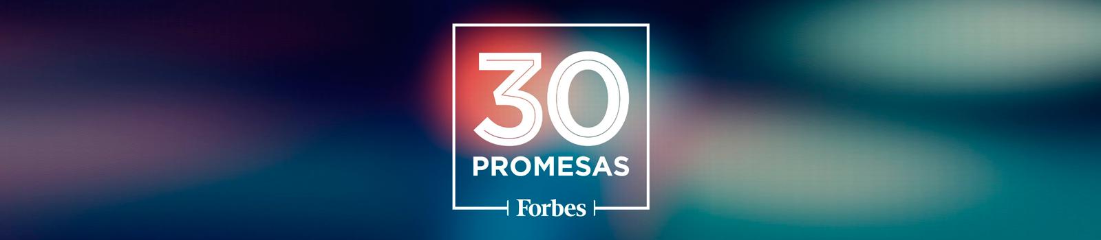 Las 30 promesas